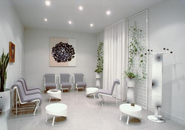 Massimo mariani architetto interni studio medico for Arredamento per studio medico